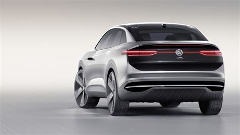 Future Volkswagen by Id Crozz Is The Future Of Electric Crossovers Vw Style