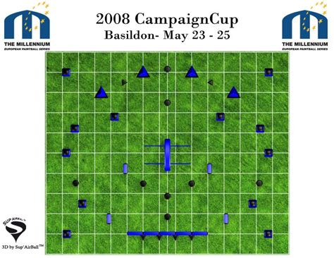 field layout initialized event caign cup 2008 layout announced thisispaintball ca