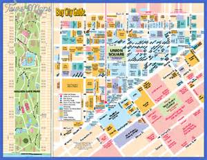 san francisco map attractions pdf san francisco map tourist attractions toursmaps