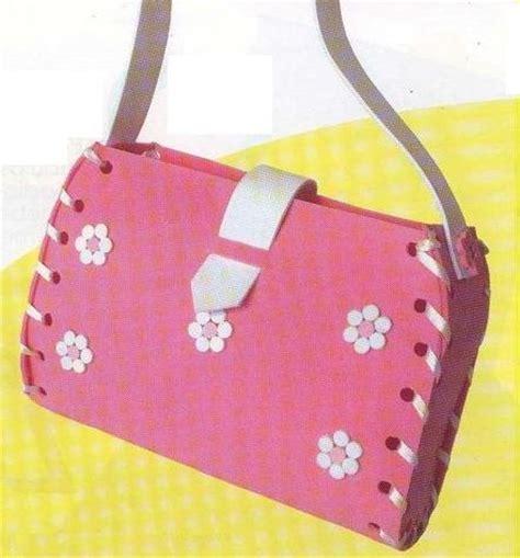 hacer bolsos imagui patrones para bolsas de fomi imagui