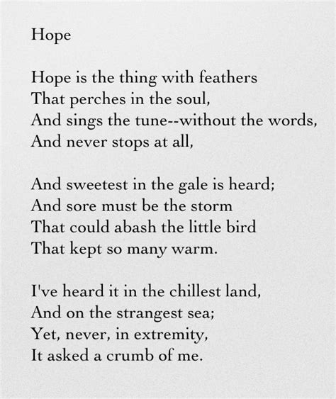 favorite poems emily dickinson my all time favorite poem i