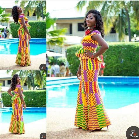 kente styles for women 137 best images about unique kente styles on pinterest