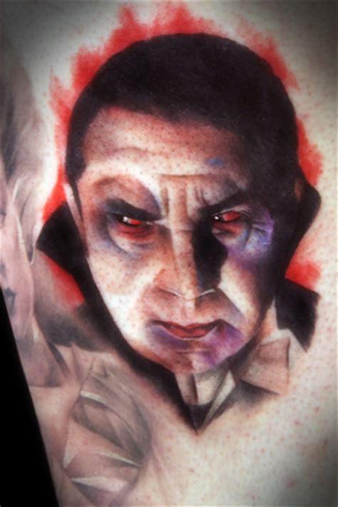 joshua carlton tattoo lugosi by joshua carlton tattoonow