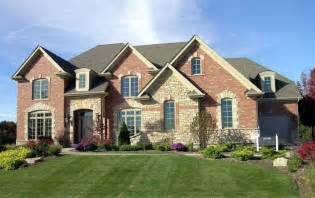 Home Exterior Design Brick And Stone by Stone And Brick Exterior Homes Best Furniture Decor Ideas