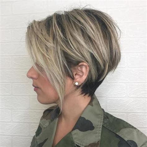 hoghlights lowlights blonde pixie short pixie cuts for 2018 everything you should know