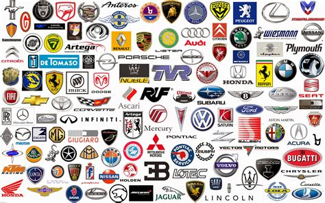 american car logos and names list cars upg car logo