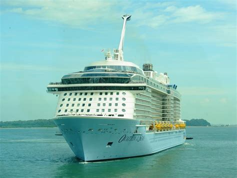 royal caribbeans newest ship royal caribbean to base newest ship in singapore travel