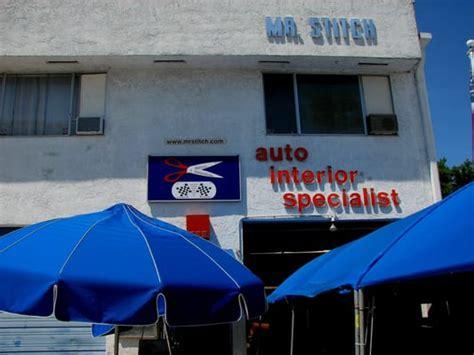 Auto Upholstery Shops Near Me by Mr Stitch Auto Upholstery Service Furniture Reupholstery