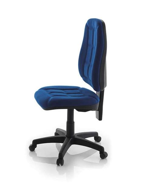 sedie operative ufficio sedia semplice per ufficio imbottita in polipropilene