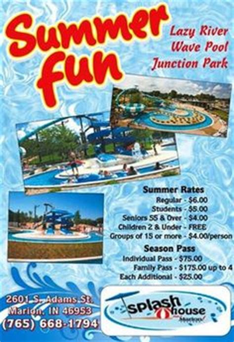 marion splash house splash house marion indiana on pinterest water parks water slides and families