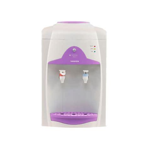 Daftar Water Dispenser Sanken jual hiceh sanken hwn 676w portable water dispenser