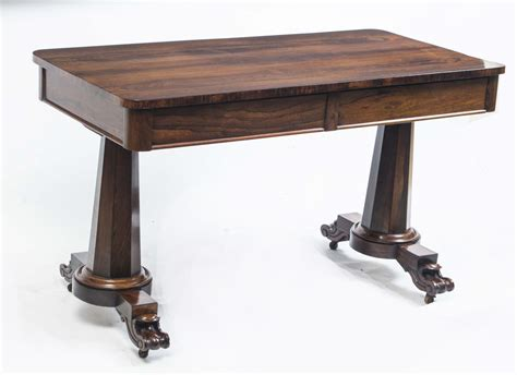 C Sofa Table by Regent Antiques Desks And Writing Tables Antique William Iv Rosewood Writing Sofa Table C 1830