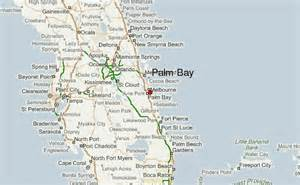 map of palm island florida palm bay location guide
