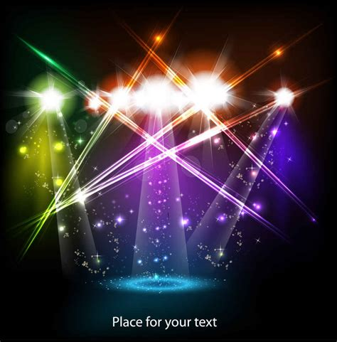 bright effects light bulbs stage lighting background www imgkid com the image kid