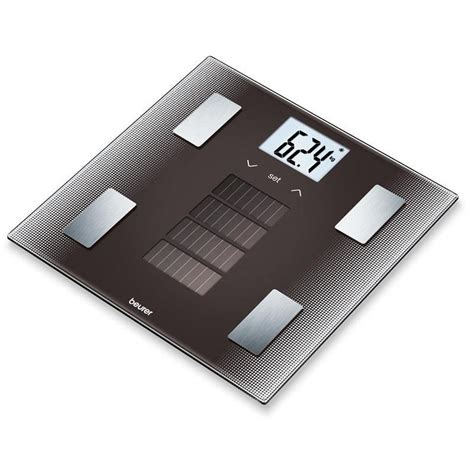 beurer bathroom scale beurer bathroom scale bf300 black scales photopoint