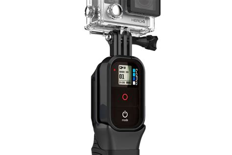 Grip Gopro progrip gopro floating remote grip announced polar pro filters