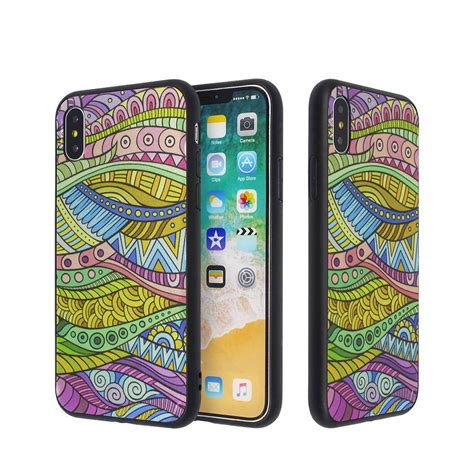Plating Phone Iphone X colorful plating for iphone x wholesale