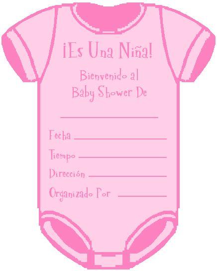tarjetas de invitacion para imprimir baby shower gratis baby shower invitaciones para imprimir gu 237 a de manualidades