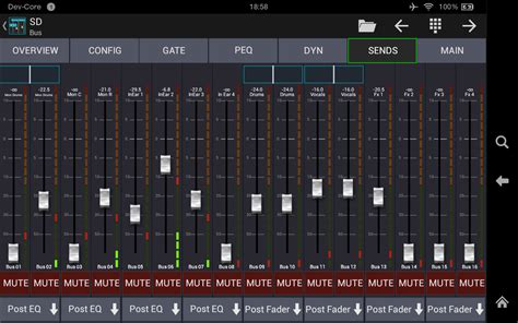 mixing station xm amazoncouk appstore  android