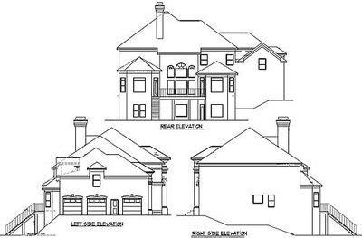 georgian architecture house plans exquisite georgian house plan 13455by architectural designs house plans