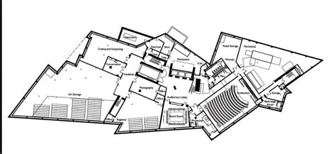 New One Story House Plans Building Of The Week The Royal Ontario Museum Eliska Design