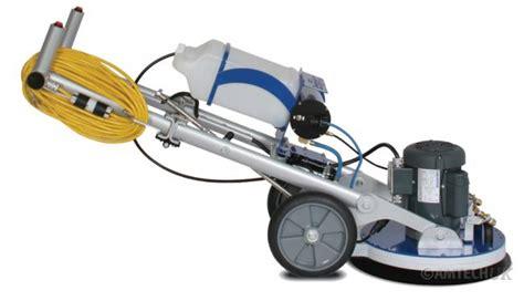 pvc boden reinigen maschine hos orbot sprayborg floor cleaning machine amtech uk