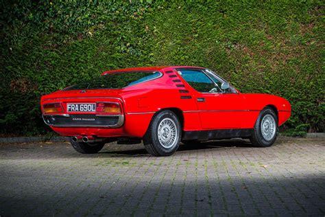 1972 Alfa Romeo by Alfa Romeo Montreal 1972 Sprzedana Giełda Klasyk 243 W
