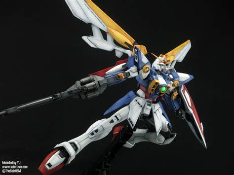 Wing Gundam wing gundam mg www pixshark images galleries with