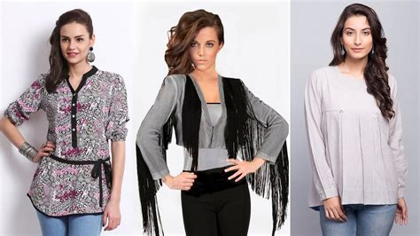 Latest Designer Top Patterns And Designs For Girls Youtube Popular Designs