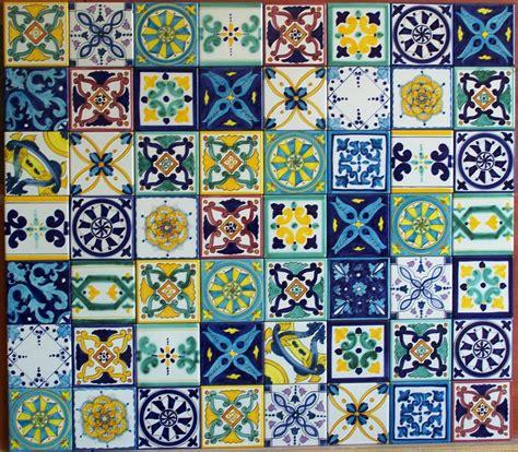 piastrelle in maiolica lotto 56 mattonella piastrella 10x10 ceramica vietri tile