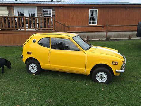z600 honda for sale 1972 honda z600 coupe for sale millerton pennsylvania