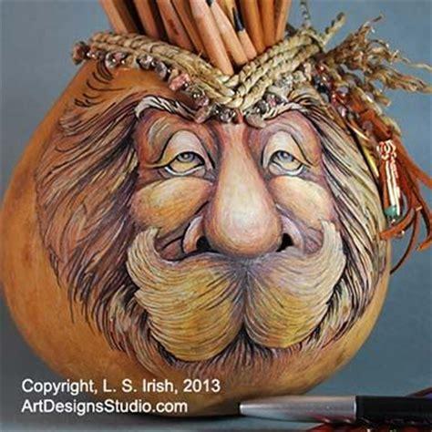 free gourd carving patterns leatherwork scrapbooking free gourd painting patterns umber acrylic craft