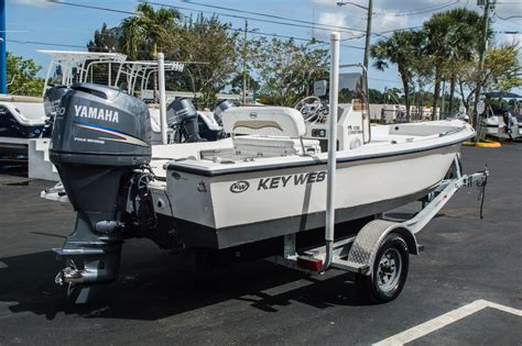 used key west boats used 2010 key west 1720 sportsman center console boat for