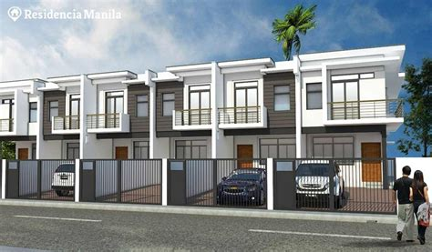 bf homes las pinas prime townhouse unit 3 house for