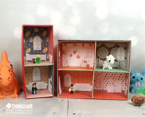 Creative Paper Crafting Portland - paper doll house diy house best design