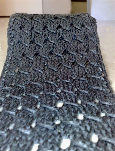 sl1 knitting squinty free knit pattern free sand dune scarf