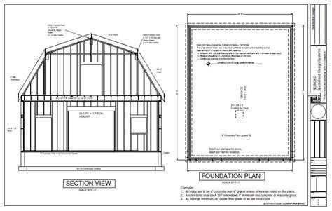 gambrel shed plans vinyl sheds    longer