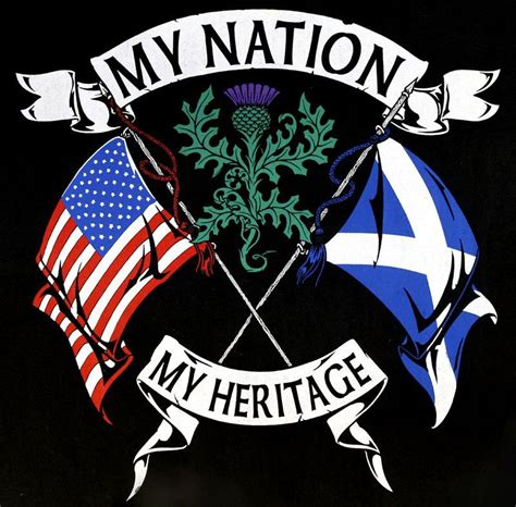 tattoo nation shirt my nation my heritage scottish american t shirt celtic