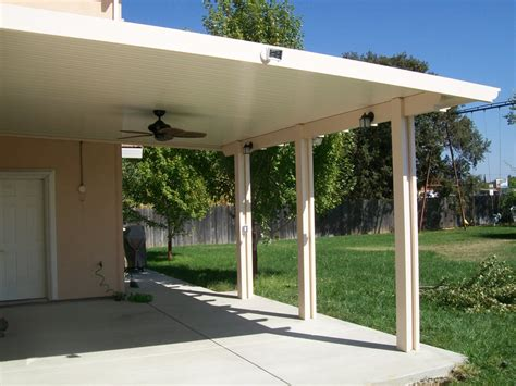 Best Patio Covers by Alumawood Solid Top Non Insulated Patio Cover Yelp