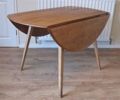 Ercol Dining Table Antiques Atlas Ercol Table Model 384 Retro Mid Century