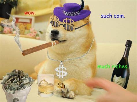 Dogecoin Meme - the rise of dogecoin dazed