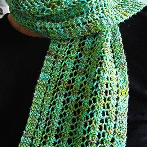 knitting patterns scarf pinterest free knitting lace scarf pattern one row lace scarf by