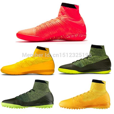 5 a side football shoes best quality tf ic soccer shoes new five a side football