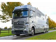 Mercedes-Benz Chassis Motorhome