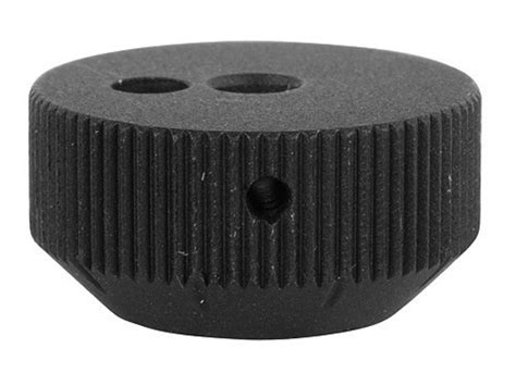 Windage Knob by Olympic Arms Rear Sight Base Windage Knob Ar 15 A2 Matte