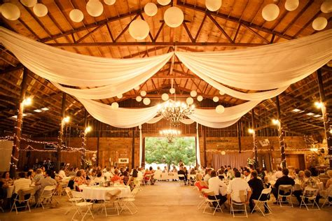 20 cutest rustic barn weddings