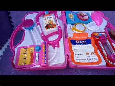 Mainan Anak Koper Dokter Dokteran mainan dokter dokteran set koper toys of doctors set koper