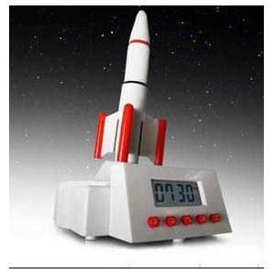 Alarm Roket alarml箟 roket saat rocket alarm clock gittigidiyor da