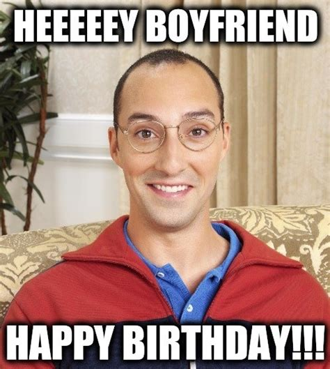 Nerd Birthday Meme - birthday memes for boyfriend wishesgreeting