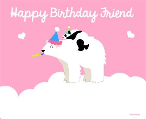 imagenes happy birthday friend cute happy birthday wishes free for best friends ecards